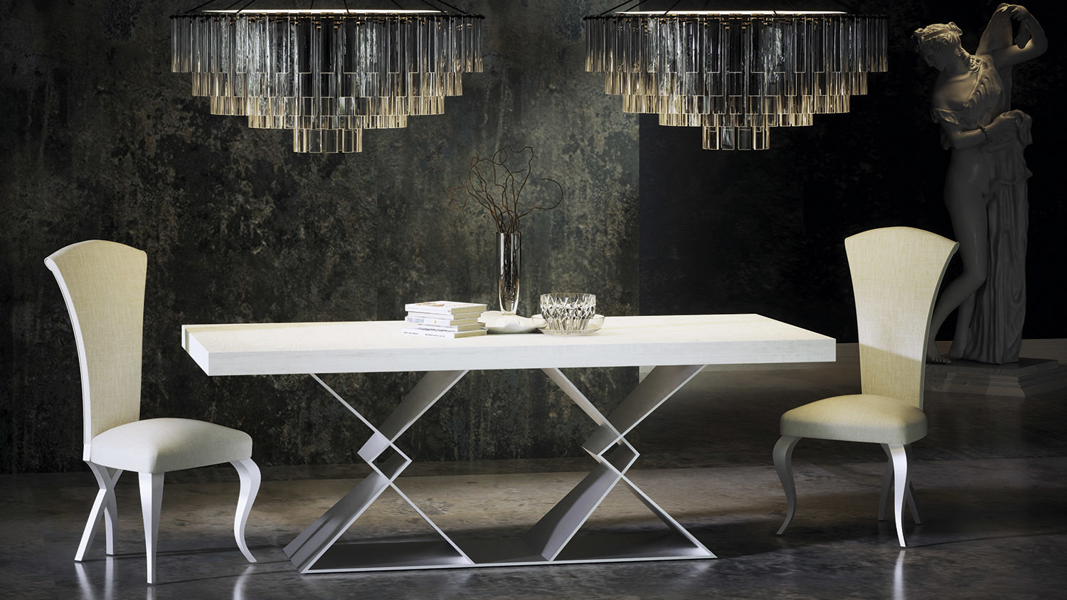 Decovarte tables and chairs