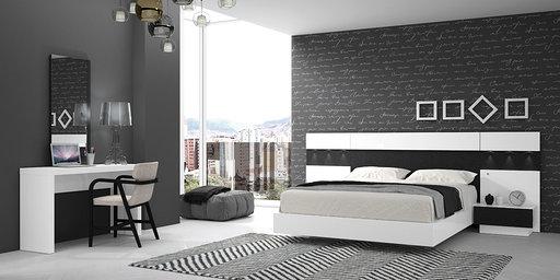 Decovarte bedroom D45
