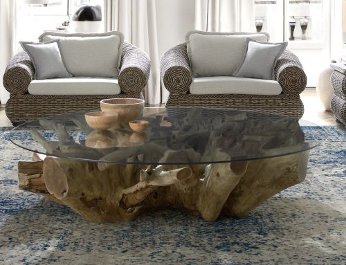 Last Units Promotion – Natural wood coffee table